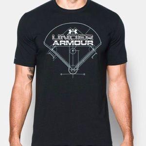 Men's Under Armour Baseball Field T-shirt
